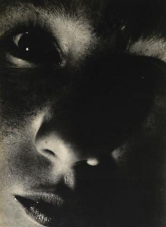 Jean Moral. Visage 1930