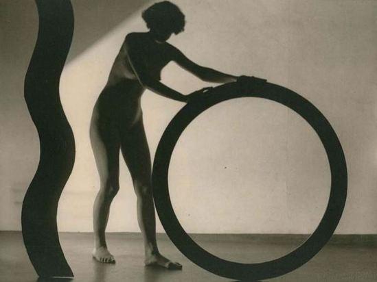 Josef Vetrovsky. Etude de nu 1929. Via artnet