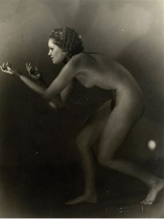 Josef Vetrovsky. Etude de nu 1930. Via artnet