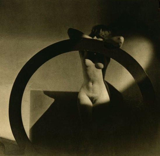 Josef Vetrovsky. Etude de nu 1930. Via photomemory