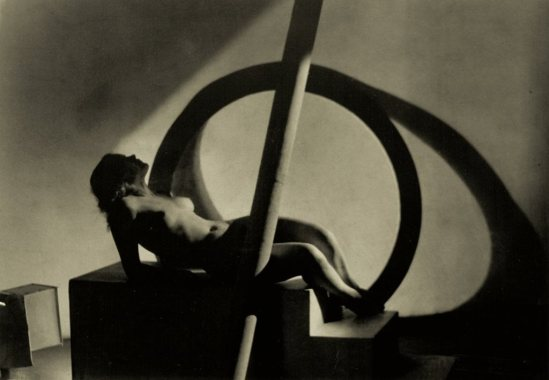 Josef Vetrovsky. Female nude 1929, printed 1990s. Via liveauctioneers