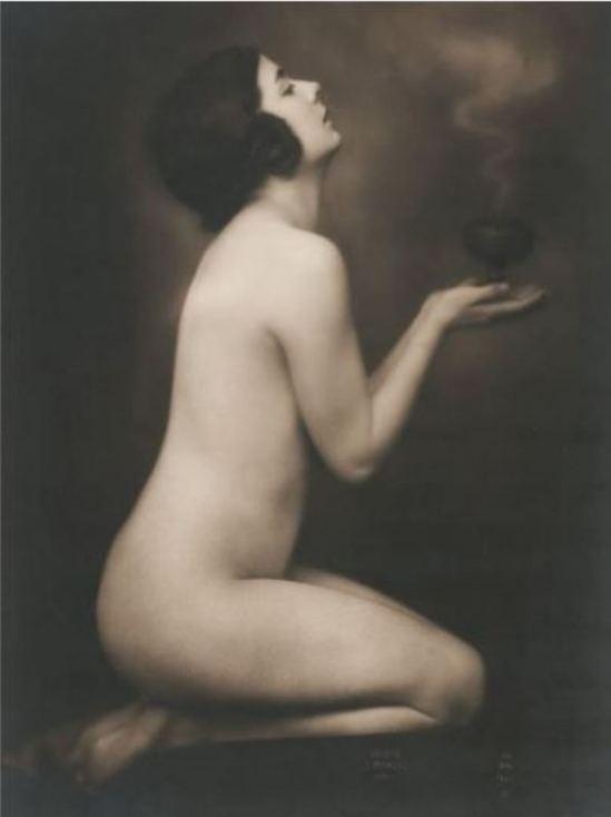Julian Mandel. Etude de nu 1920. Via millon