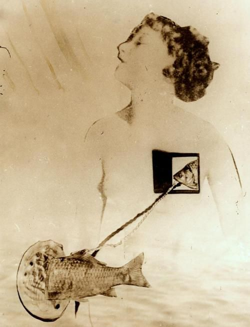 Kansuke Yamamoto . Coeur en mouvement 1950©Toshio Yamamoto