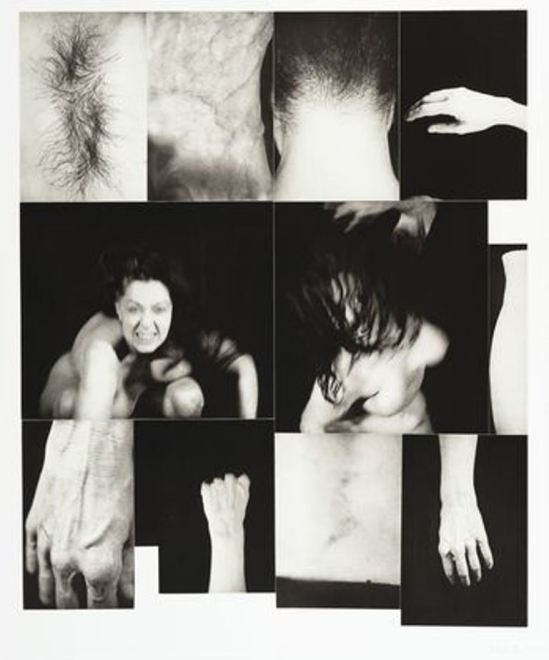Kiki Smith. Las animas 1997. Via moma