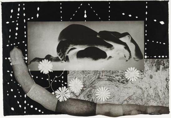 Kiki Smith. Worm 1992. Via moma