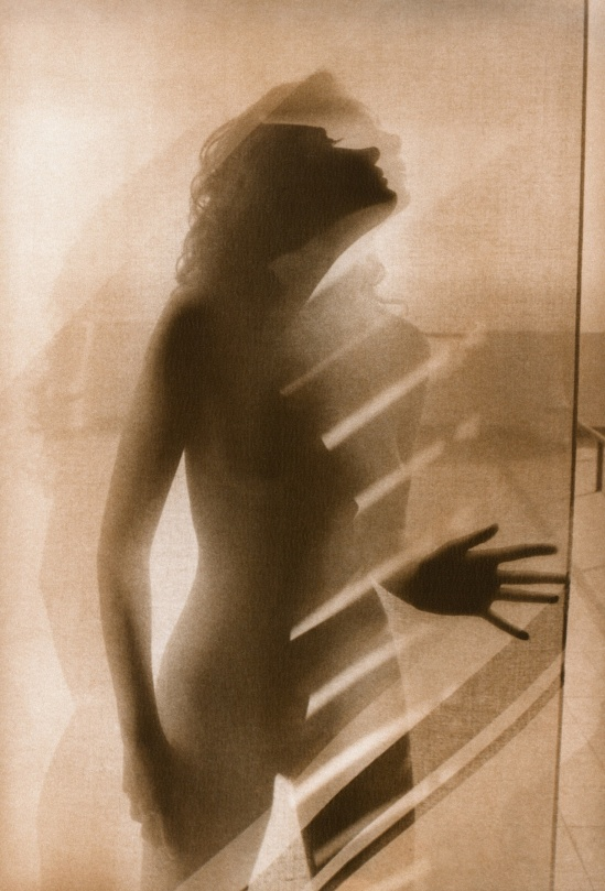 Lucien Clergue. Nu Sicilien II, Fresson Print. Via vivipiuomeno on tumblr