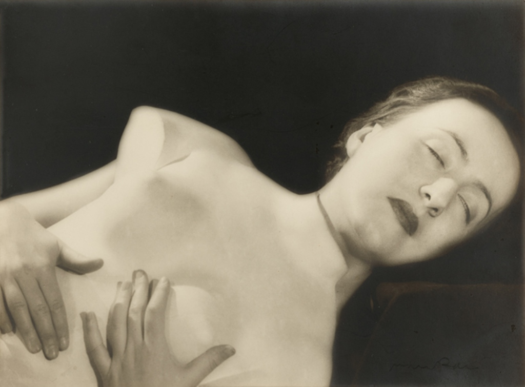 Man Ray. Elongated Woman with Torso of the Medici Venus 1935-1937®Man Ray Trust