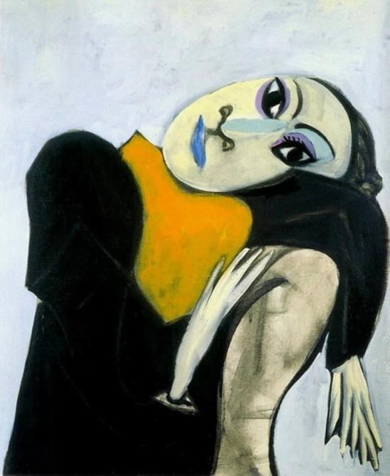 Pablo Picasso. Buste de Dora Maar 1936