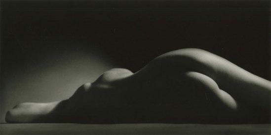 Ruth Bernard. Sam Dune 1967. Via ethertongallery
