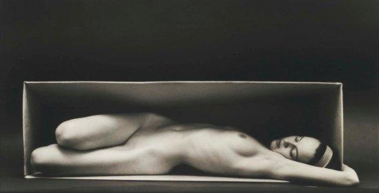 Ruth Bernhard. In the box 1962. Via squarespace