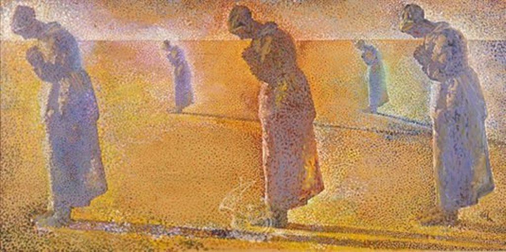 Salvador Dali. Aurore, midi, après-midi et crépuscule 1979