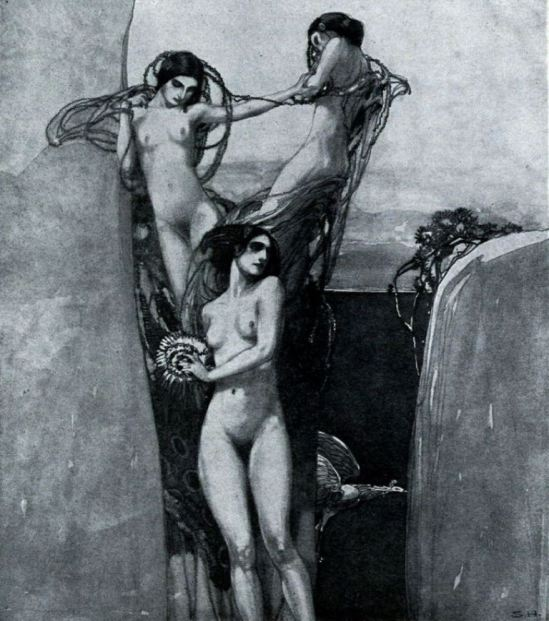 Sergius Hruby. Die gluckslose 1933