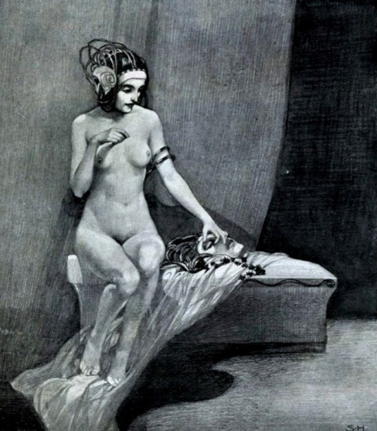Sergius Hruby. Judith   1933