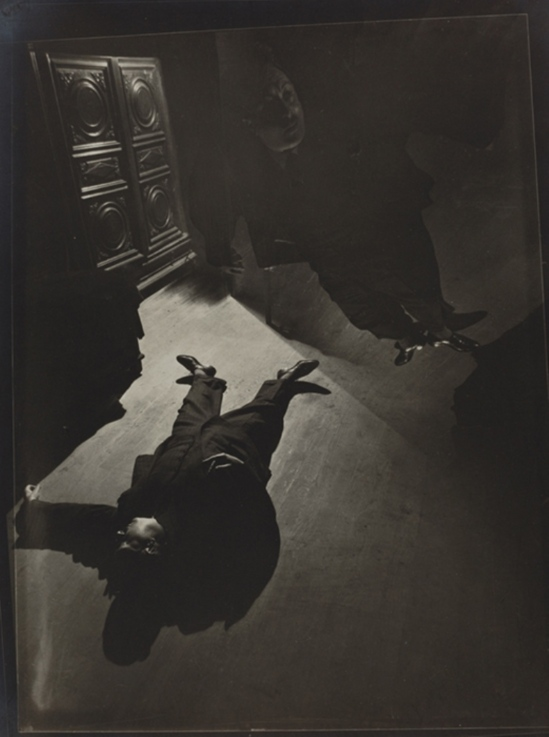 The double death of Frédéric Belot 1932. From the exhibition catalogue The Naked Eye.  Surrealist Photography in the First Half of the 20th Century 2013. Via thesip.org