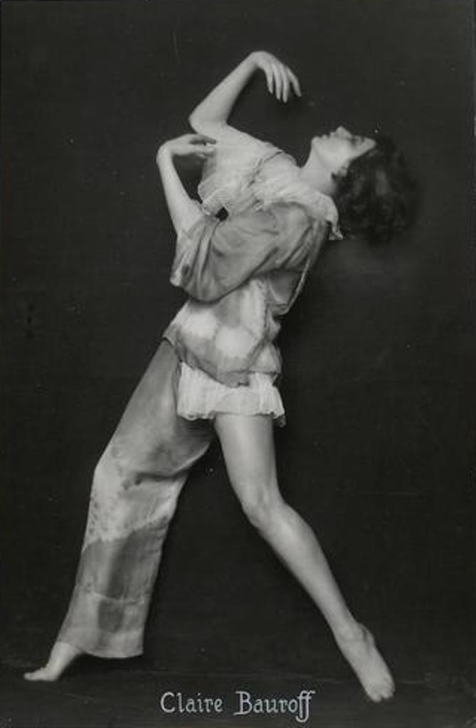 Trude Fleischmann. Claire Bauroff. Via kulturpool