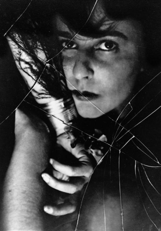 Umbo. Ruth Spinne 1927. Via musée réattu