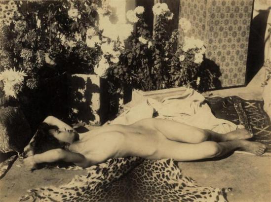 Vincenzo Galdi2 1871-1961. Nu féminin. Via rmn
