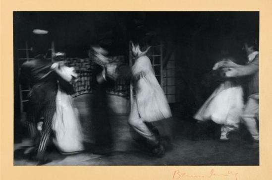 Blanc et Demilly. Mouvements 1952. Via artnet