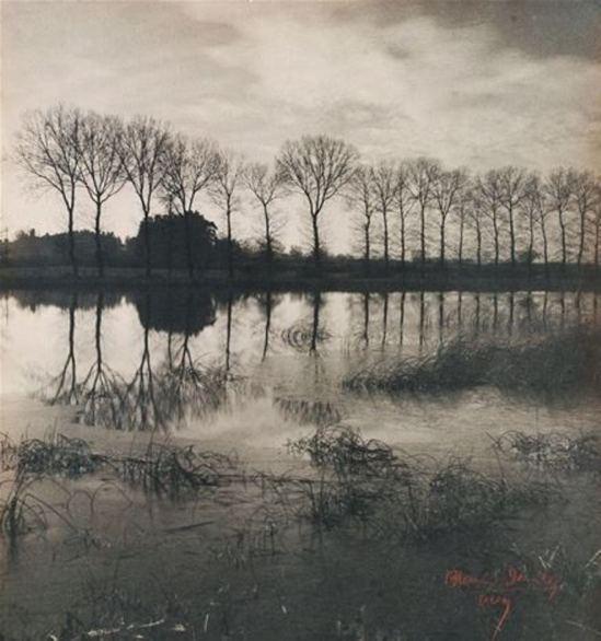 Blanc et Demilly. Reflets 1935-1939. Via artnet
