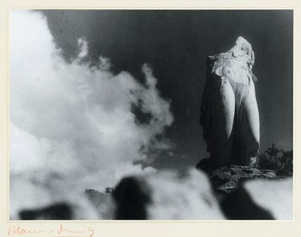 Blanc et Demilly. Statue 1935-1939. Via artnet