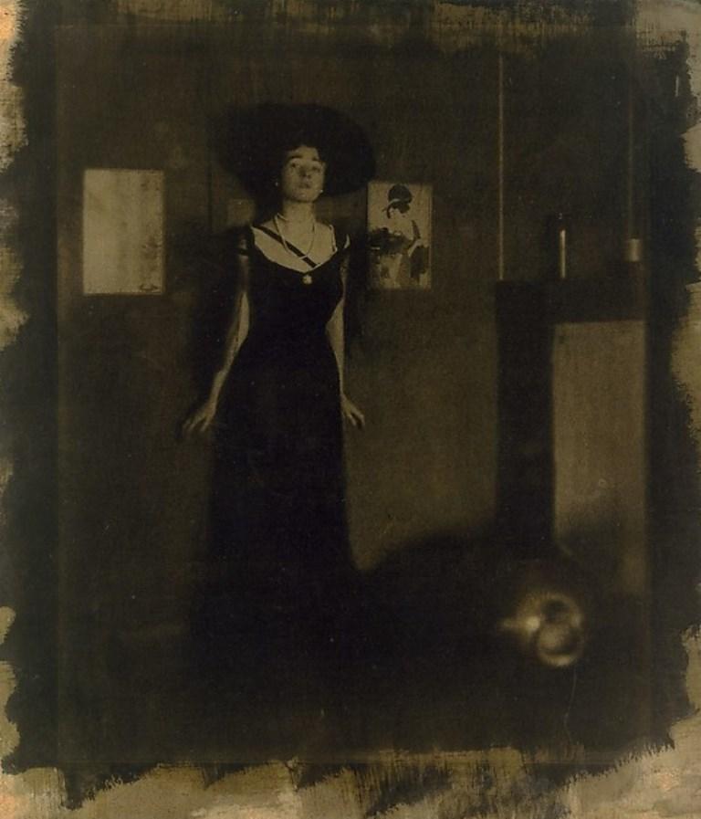 Edward Steichen.  Sans titre 1904. Via metmuseum
