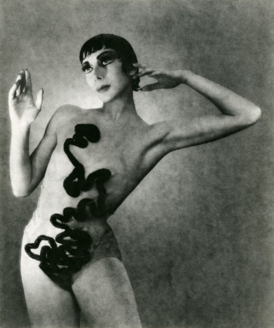 George Platt Lynes. Transvestite. Via be-hold