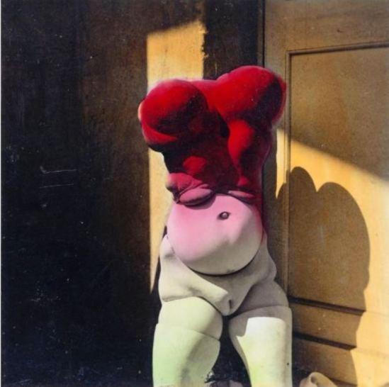 Hans Bellmer. Les jeux de la poupée (maquette) 1938-1949. Via rmn