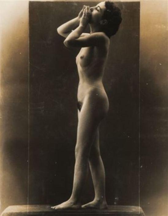 Jean-Marie Auradon. L'appel 1925. Via artnet