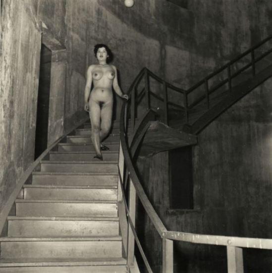 Kansuke Yamamoto. Work 1950©Toshio Yamamoto