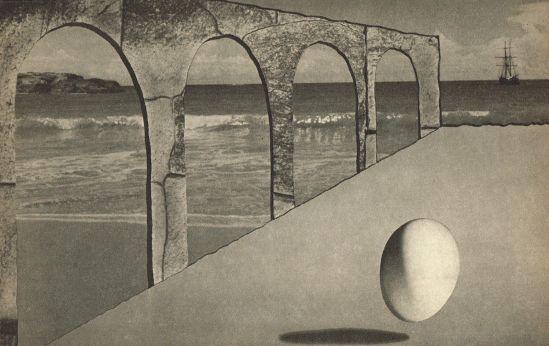 Lionel Wendt. Sea landscape. Via ebay