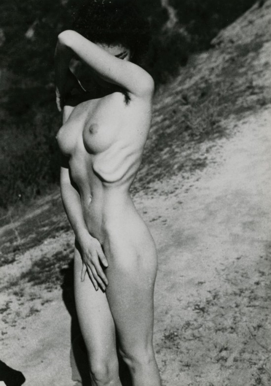 Man Ray. Juliet nue 1945. Via be-hold auction