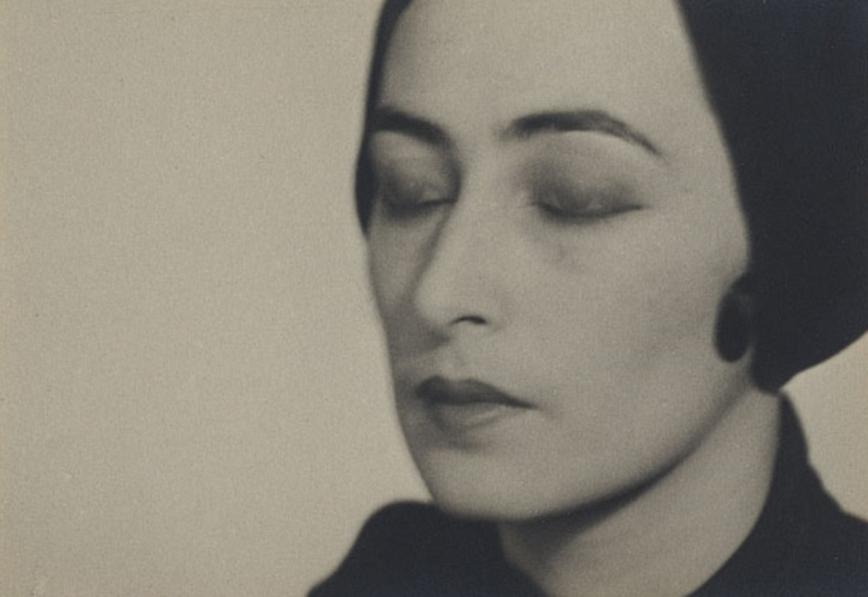 Man Ray. No tittled (woman with closed eyes) 1928. Via nga.gov