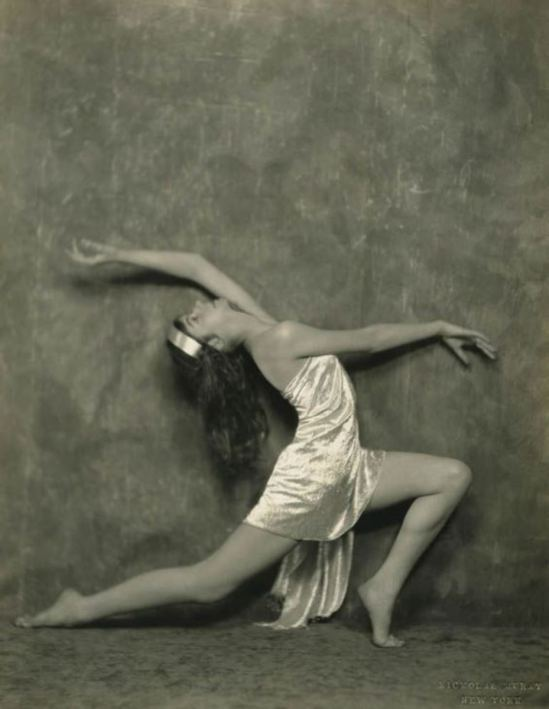 Nickolas Muray. Helen 1920. Via megalith studio