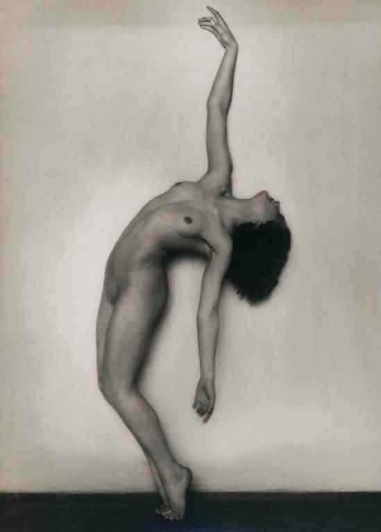 Rudolf Koppitz. Nude Study 1925 . Via parisphoto
