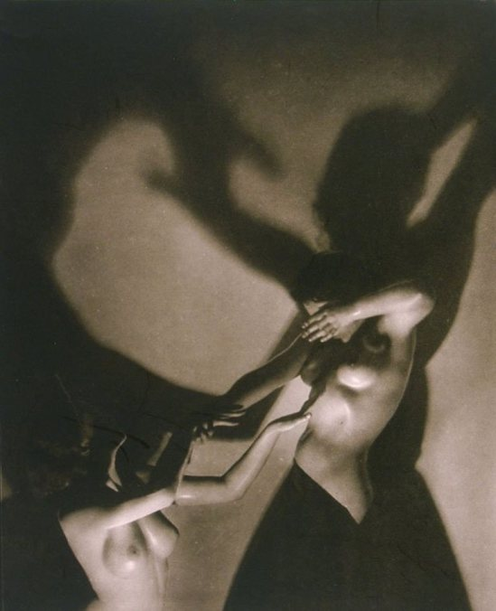 Walter Bird. Danse des Ombres 1938. Via liveauctioneers