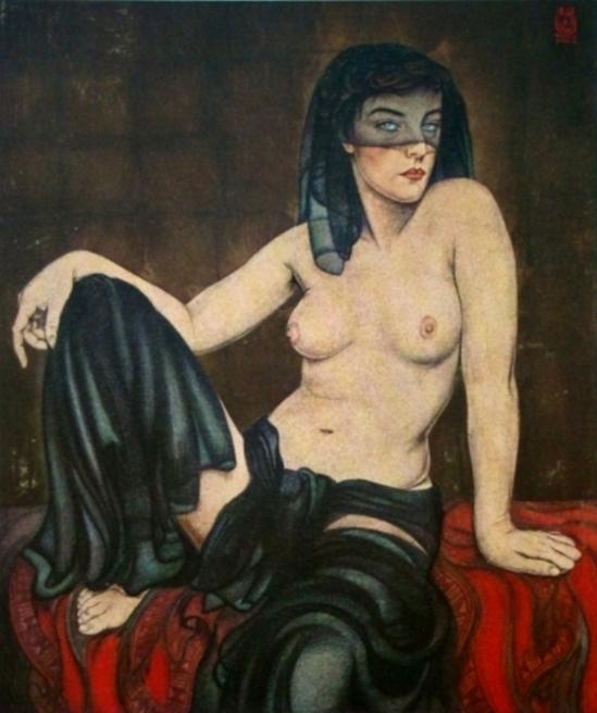 Walter Sauer. L'idole stérile 1930