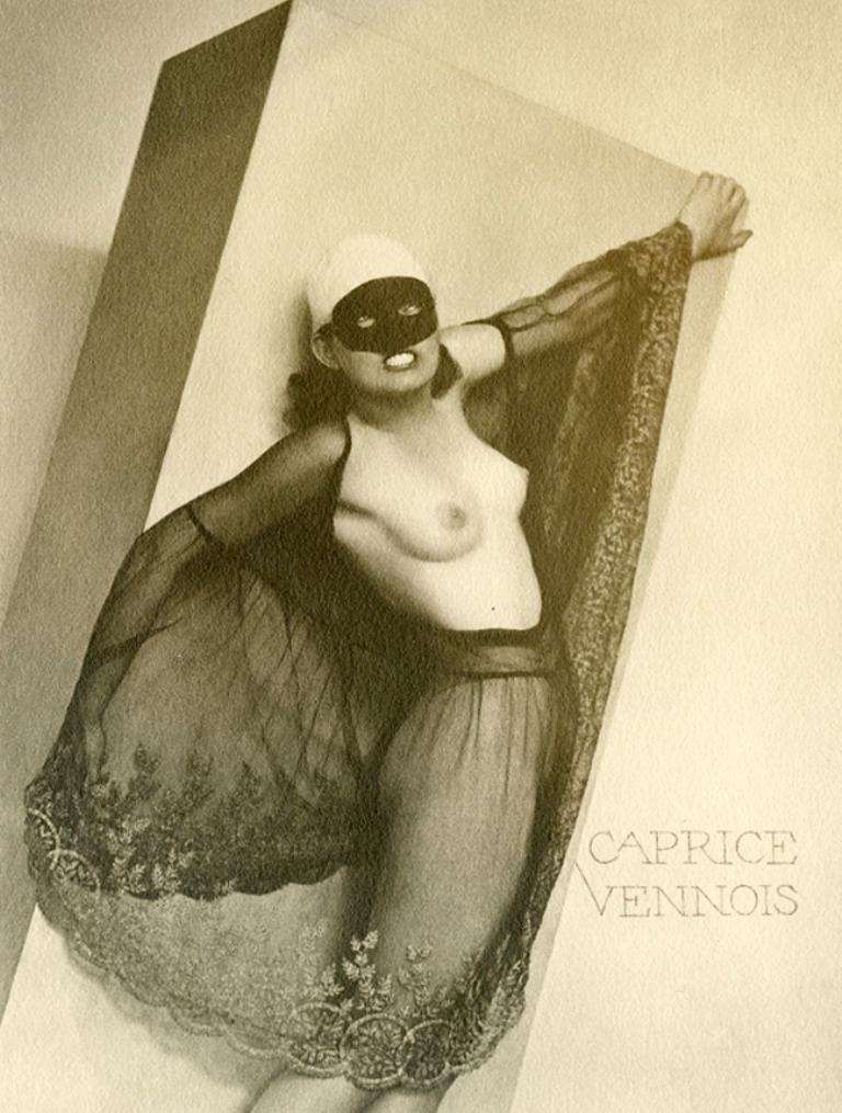 William Mortensen. Caprice Vennois 1933