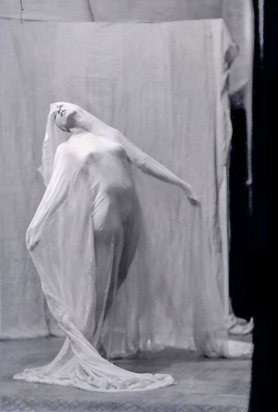 Arnold Genthe. Martha Graham 1928. Via ebay