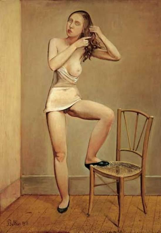 Balthus. Alice 1933