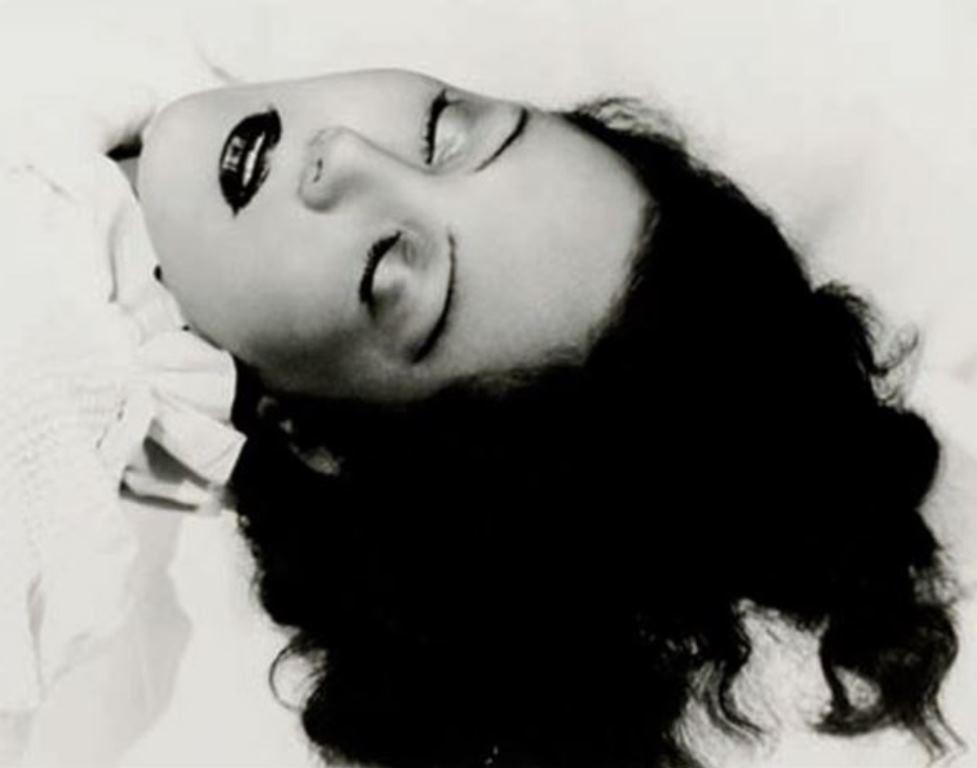 Daniel Masclet. Les yeux clos 1929. Via artnet