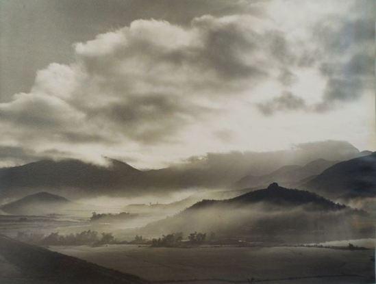 Francis Wu's. Shatin mist.Via ebay