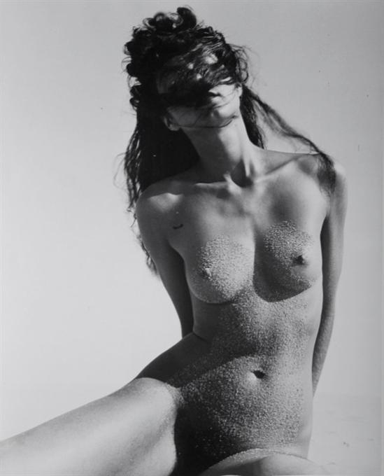 Herbert Matter. Nude 1940. Via artnet