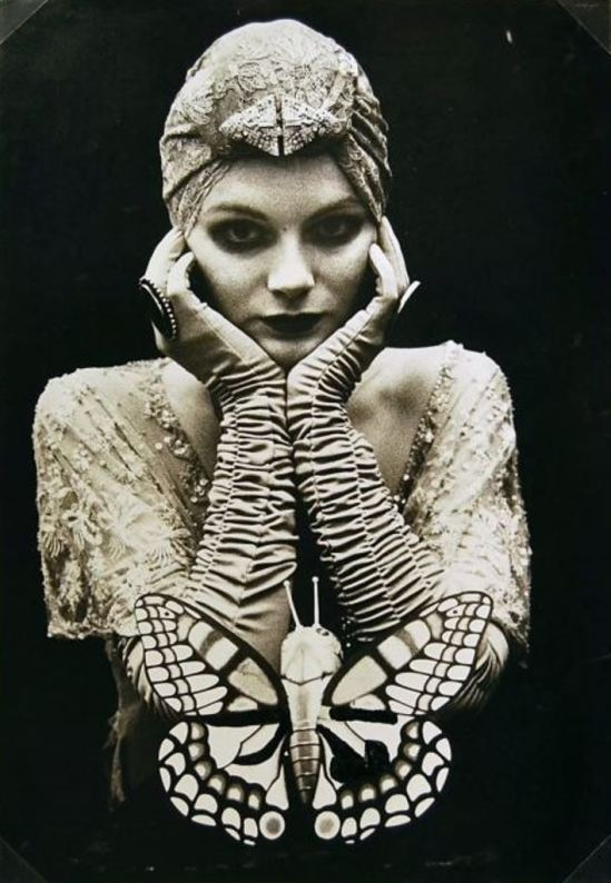 Irina Ionesco 1989. Via ebay