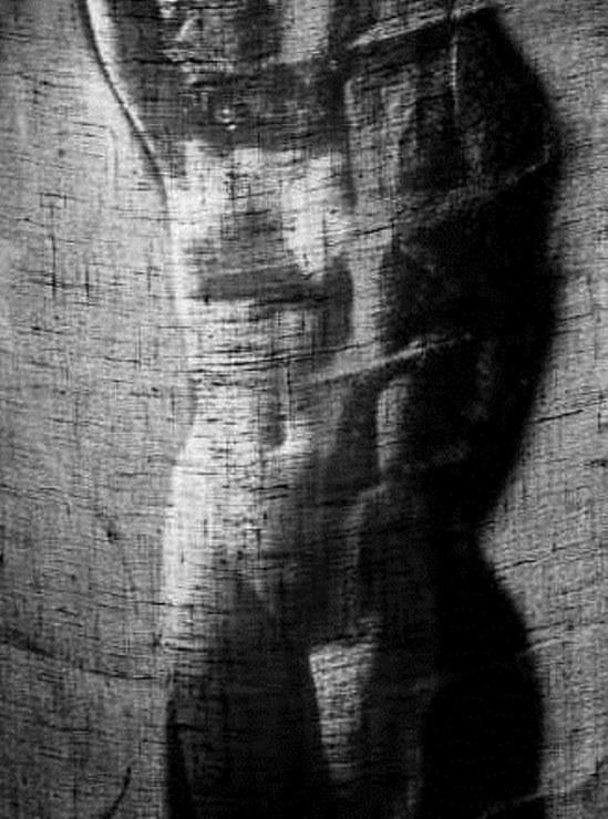 Marcel G. Lefrancq. La Vénus des ténèbres 1949. Via lefrancq.be