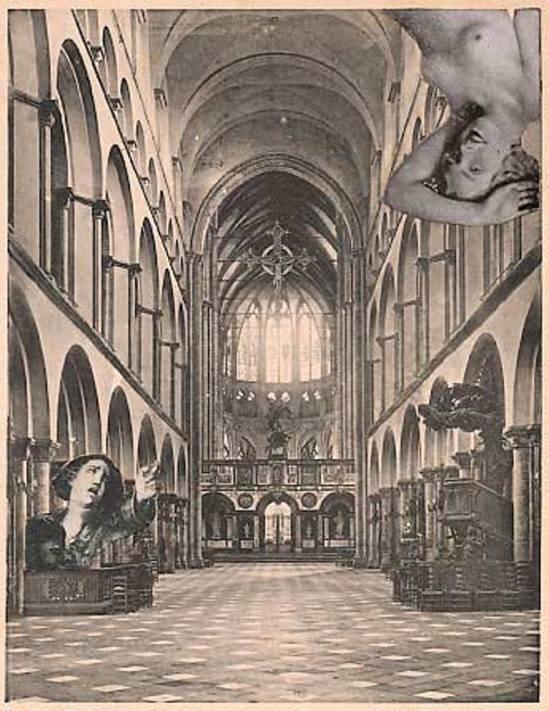 Marcel G. Lefrancq. Le Saint Esprit 1938. Via lefrancq.be
