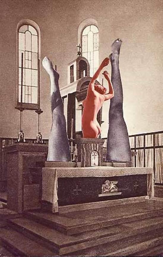 Marcel G. Lefrancq. Sans titre 1939. Via lefrancq.be