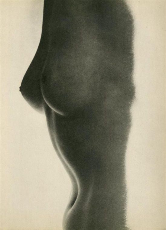 Martin Munkacsi. Nude 1951. Via liveauctioneers