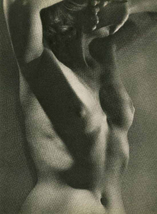 Martin Munkacsi2. Nude 1951. Via liveauctioneers