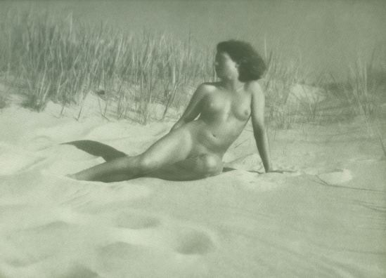 Photographe inconnu. Erotic nude. Via ebay