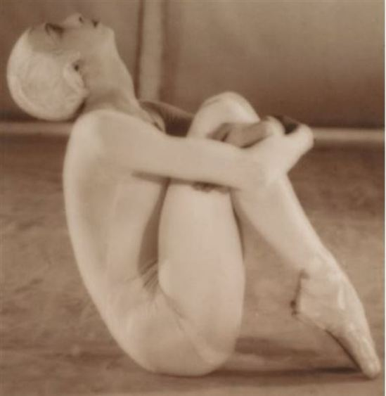 Studio Lipnitzki. Danilova dans Ode le ballet de Diaghilev 1928. Via artnet